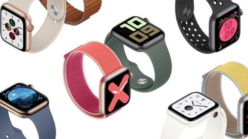 Виды ремешков для Apple Watch
